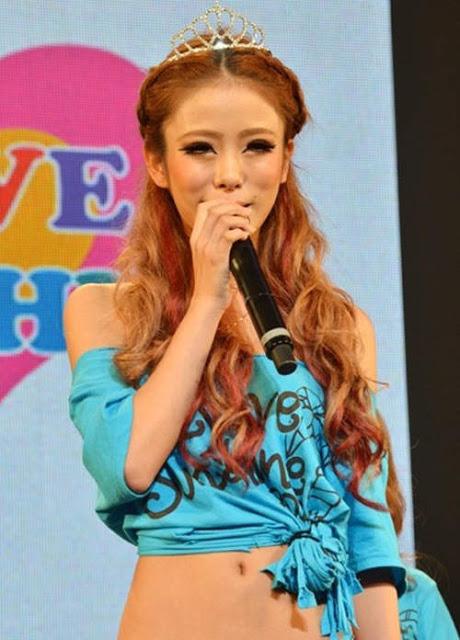 美少女冠軍岩瀨萌 - 關東第一美高中生妝濃受質疑 岩瀨萌「被選中的是我」