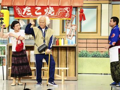 日本最搞笑地區 - 大阪膺全日本最搞笑地區