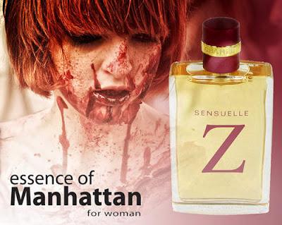 男性必勝香水 - 屍臭味香水