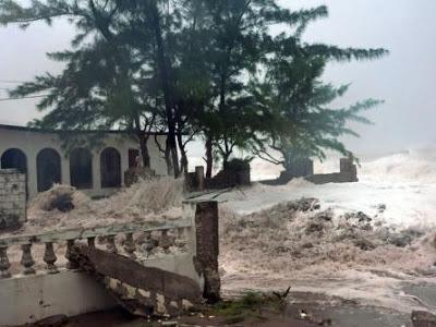 科學怪風暴颶風珊迪(Sandy) – 科學怪風暴