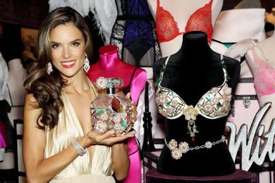 2012維多利亞的秘密夢幻胸罩