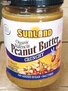 含菌花生醬 - 美回收含菌Sunland花生醬