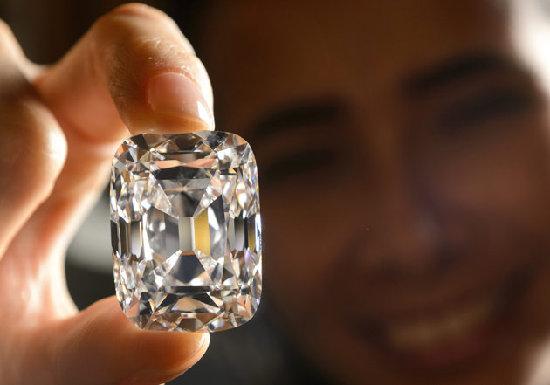 古印度巨鑽1.67億破紀錄成交 - 古印度巨鑽 | 古印度巨鑽