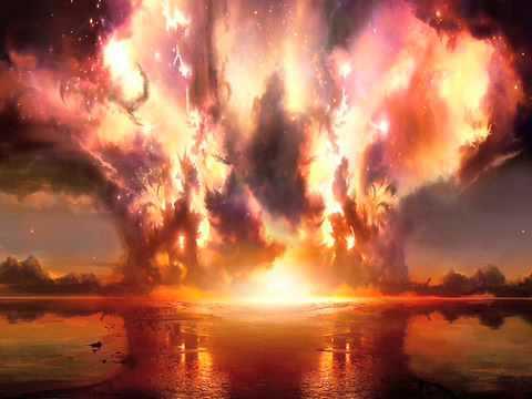 天啟大爆炸