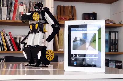 Brave Robotics 變形金剛