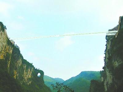 最長玻璃橋