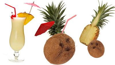 椰子味菠蘿 AusFestival Pineapple