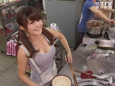 牛肉麵正妹廷廷