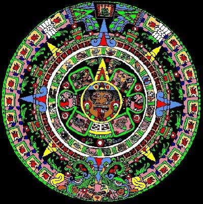 瑪雅人曆法預言 - 2012年人類將走向全新的文明 瑪雅人曆法預言