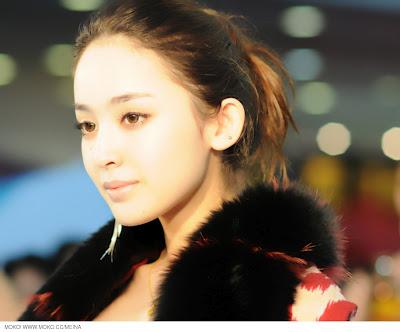 新疆美人古力娜扎