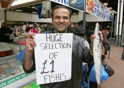 英國賣魚歌