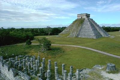 2012馬雅曆法預言 - 2012年人類將走向全新的文明                   2012馬雅曆法預言