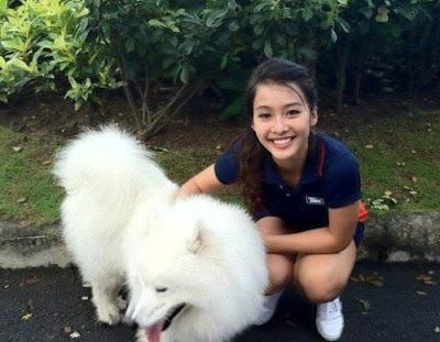 15歲拳擊正妹 Kha Ngan, Ngan Sushi