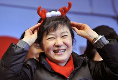 南韓女總統
