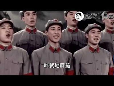 《核突支那Style》改編自PSY的《Gangnam Style》 –                   核突支那style