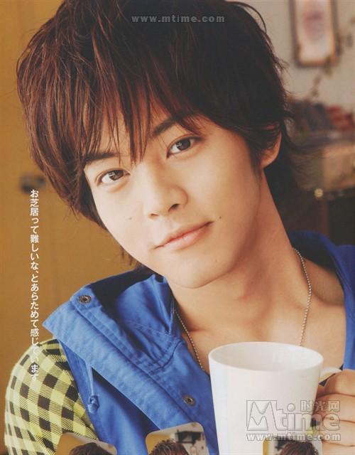 2012日本第一美男