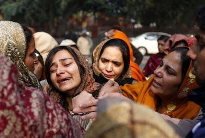 印度強姦之都