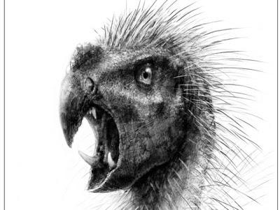豪豬恐龍 -                       非洲厚顎龍(Pegomastax africanus)