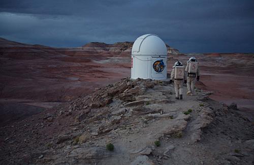 申請移民火星