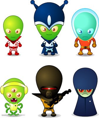 小學神題哪個是外星人