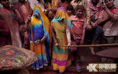 印度打男人節