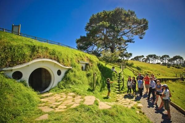 紐西蘭哈比人村莊