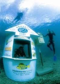 萬那杜海底郵局