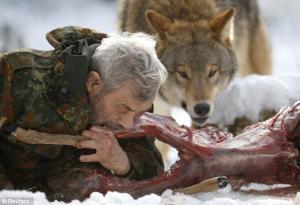 德國真實狼人
