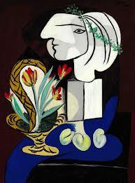 畢加索情婦畫