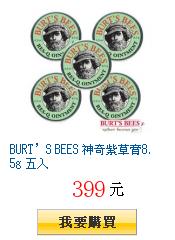 BURT'S BEES 神奇紫草膏8.5g 五入