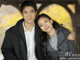 王力宏結婚