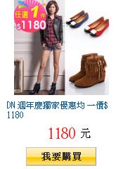 DN 週年慶獨家優惠均 一價$1180