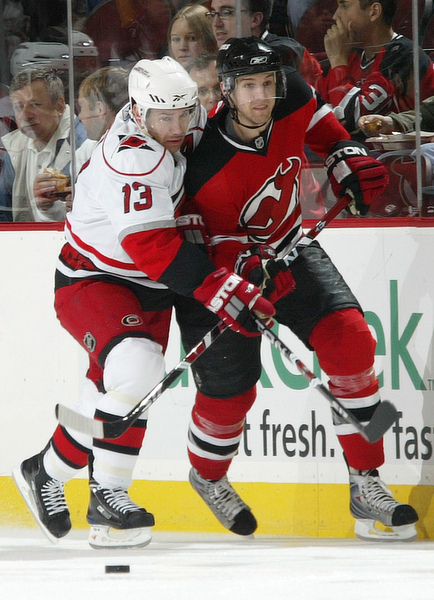 Carolina Hurricanes v New Jersey Devils.jpg