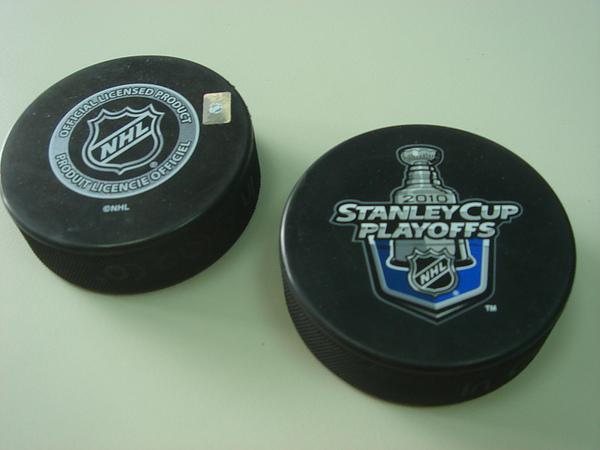 Stanley Cup - Puck.JPG