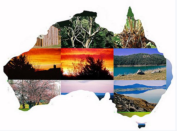 澳洲地图3