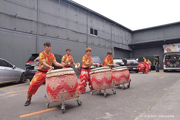20150606銓穎羽球館開幕活動花絮