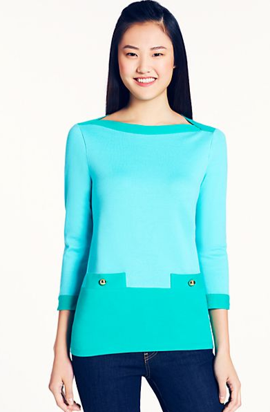 mazie top - kate spade new york.png