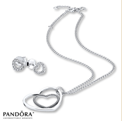 Jared - PANDORA Gift Set Always in My Heart Sterling Silver.png