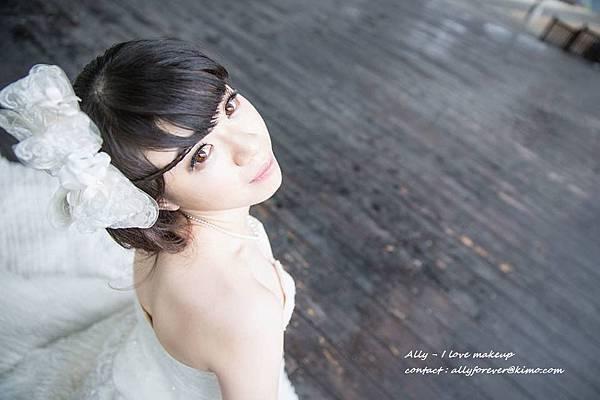 造型:Ally / 攝影:KK