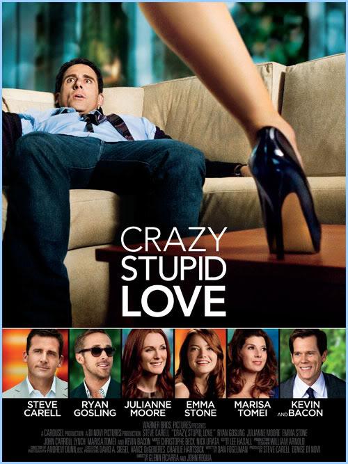 【影涉人生】只要是人,沒有人不渴望歸屬:熟男型不型(Crazy, Stupid, Love)
