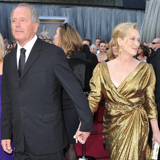 梅莉史翠普與她最親愛的丈夫