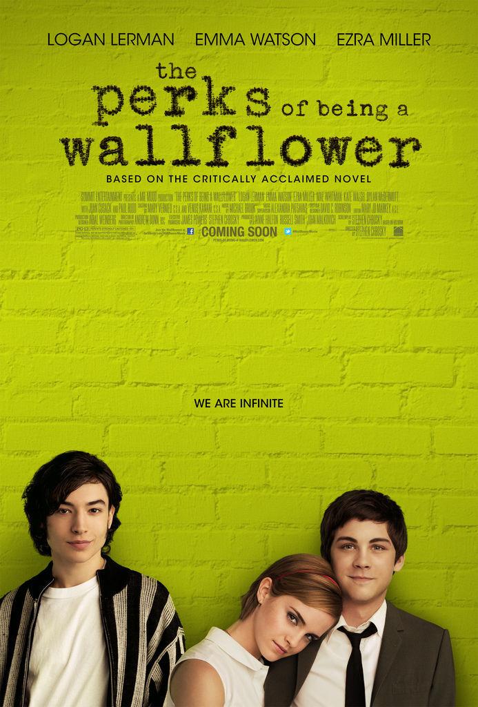 【影涉人生】再怎麼親近也無法跨越的距離:《壁花男孩》(Perks Of Being A Wallflower)