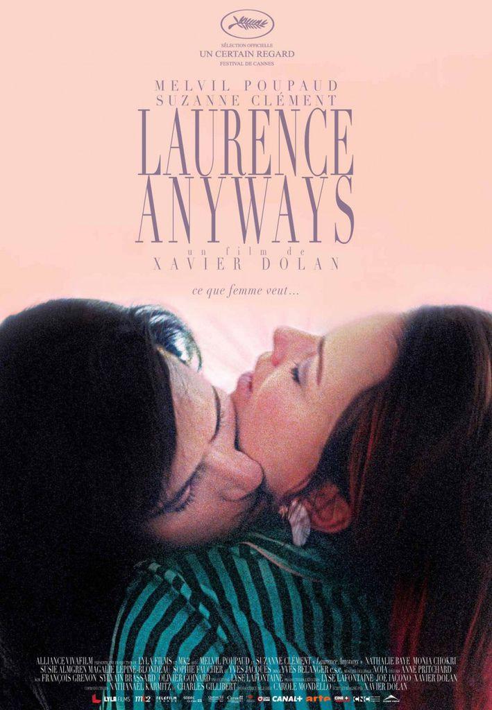 【影涉人生】給親愛的勞倫斯:《雙面勞倫斯》(Laurence Anyways)