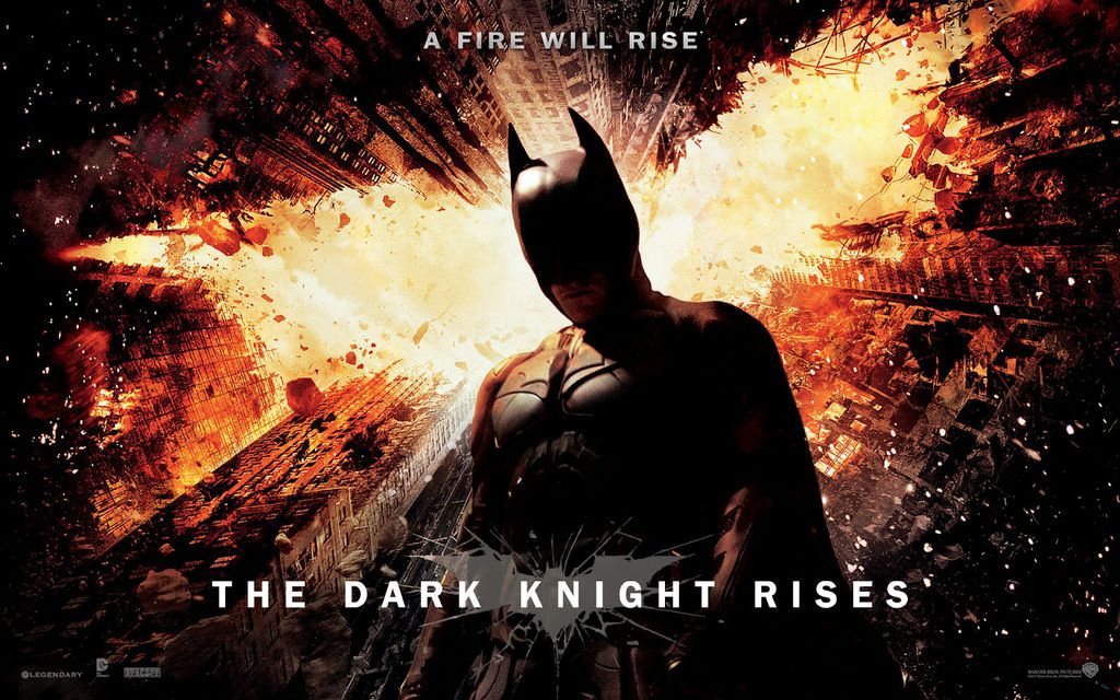 The Dark Knight Rises Movie 2012 Malaysia