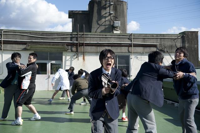 這些瞬間頃刻的事:《聽說桐島退社了》(The Kirishima Thing)