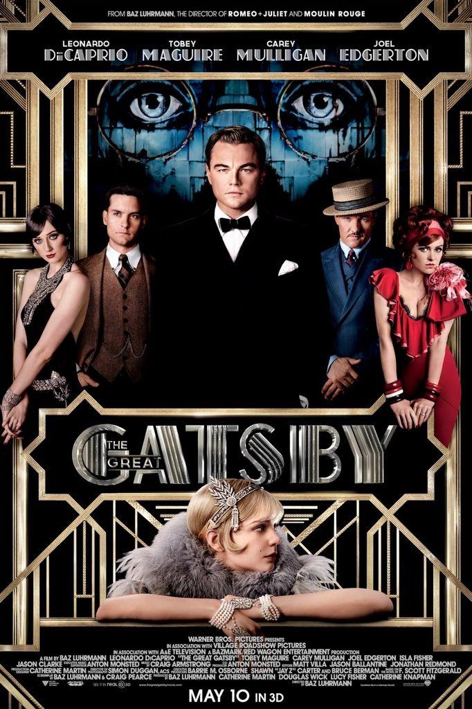 【影涉人生】既苦澀又甜美的樂觀:《大亨小傳》(The Great Gatsby)