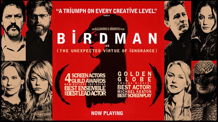 鳥人(birdman)