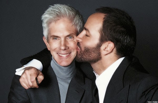 Tom Ford Married To Richard-Buckley