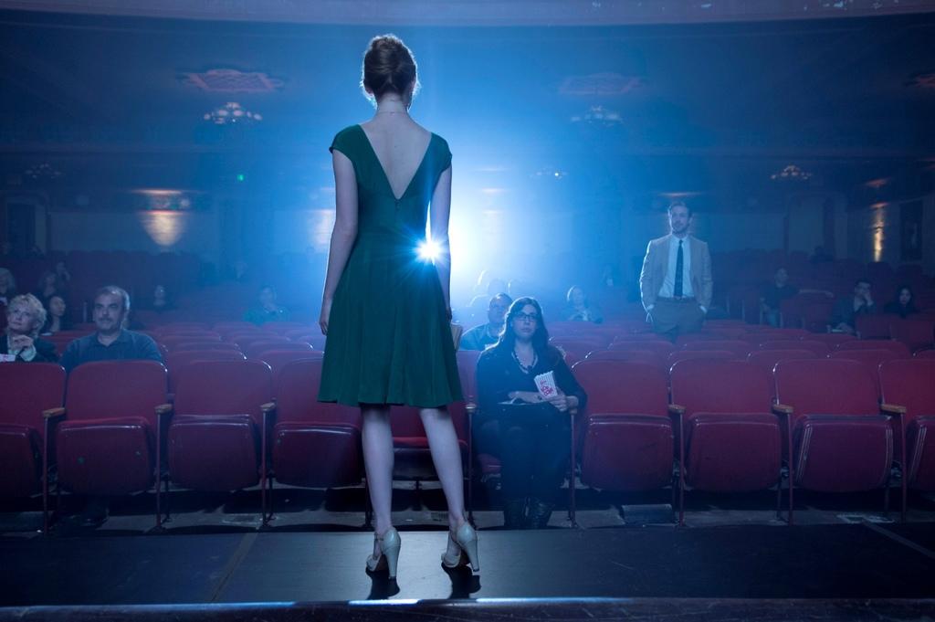 若是兩人的眼裡有不同的未來:《樂來越愛你》(La La Land)_艾莫西3