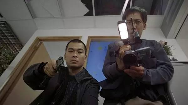 買凶拍人為彭浩翔的第一部電影